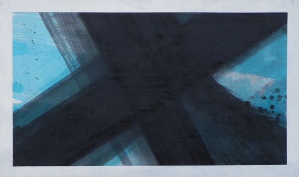 Modern Fresco #1 by Aaron Mitchell Johnson