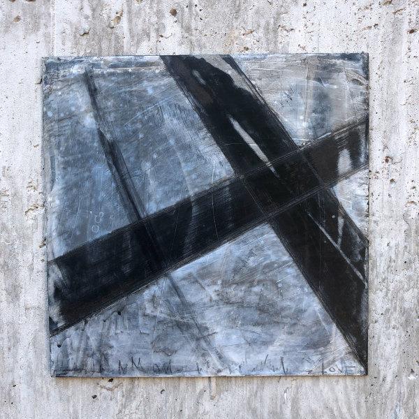 Geometric Study #4 by Aaron Mitchell Johnson