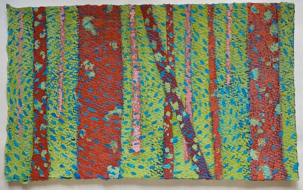 Percolation #2 by Katherine Steichen Rosing