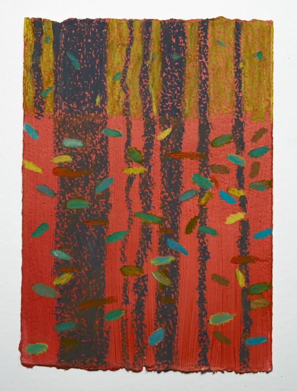Watershield # 1 by Katherine Steichen Rosing