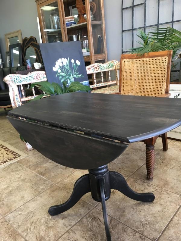 Furniture - Drop leaf table by Ann A Blake