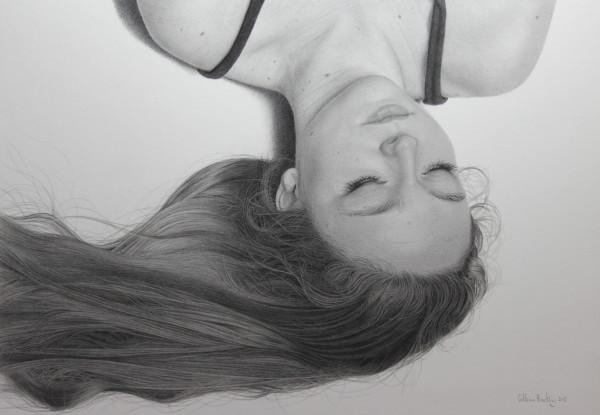 Falling II by Gillian Buckley