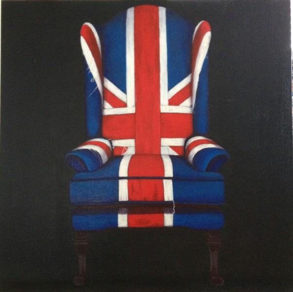 The Union Chair by Gillian Buckley