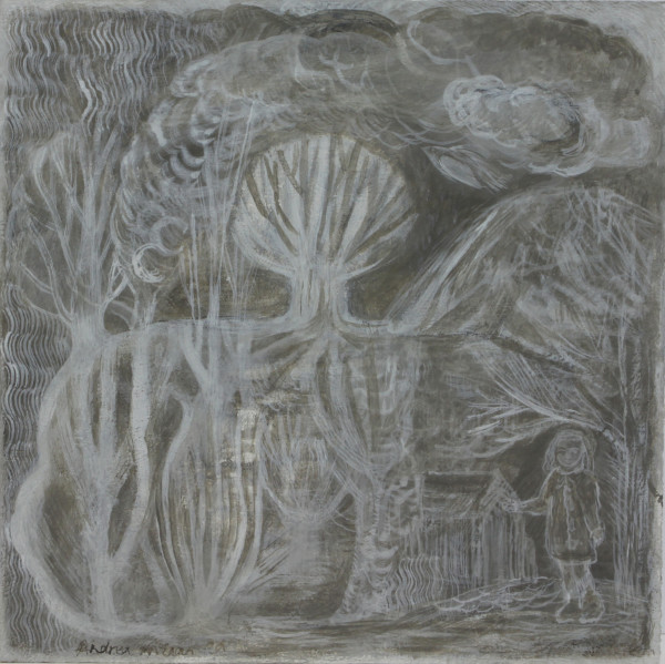 Light Rain Grisaille by Andrea McLean