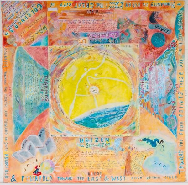 Golgonooza (Felpham) by Andrea McLean