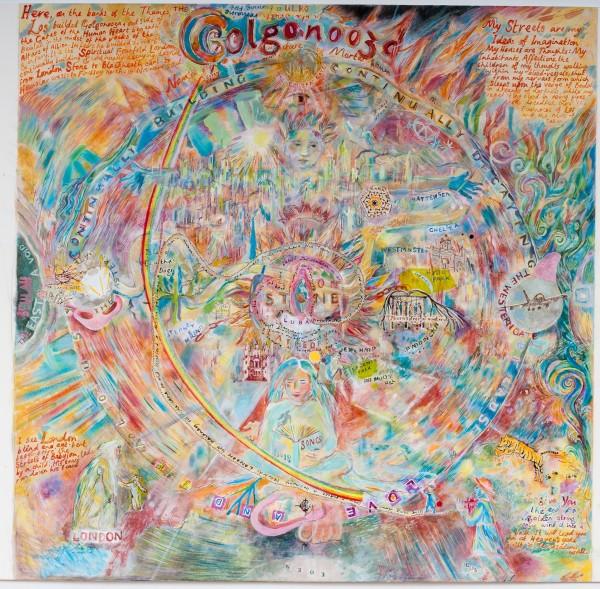 Golgonooza (London) by Andrea McLean