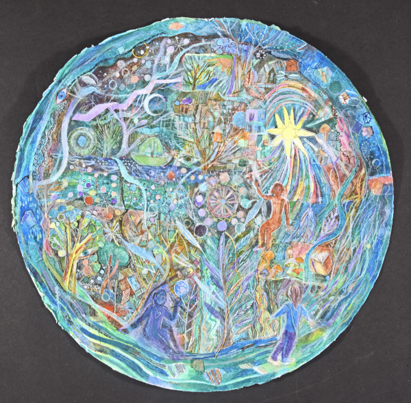 Brother Sun and Sister Moon by Andrea McLean