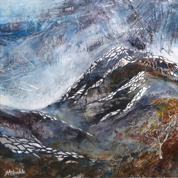 Autumn in the Trossachs II by Julie Arbuckle