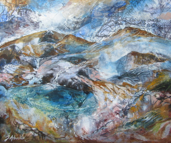 Return to the Fairy Pools by Julie Arbuckle