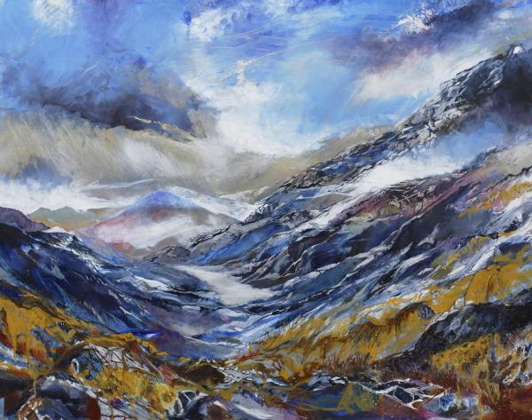 Through the Northwest by Julie Arbuckle