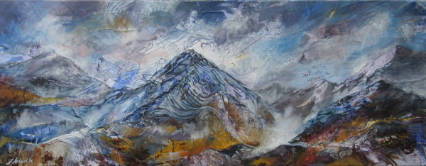 Walk through Glen Sligachan by Julie Arbuckle