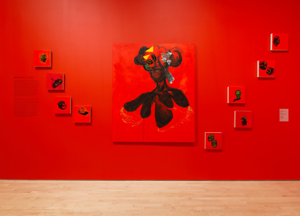 SF MOMA SECA 2019 Exhibition Shot- PANGEA by Kenyatta A C Hinkle