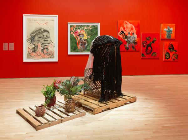 SF MOMA SECA 2019 Exhibition Shot 3 by Kenyatta A C Hinkle