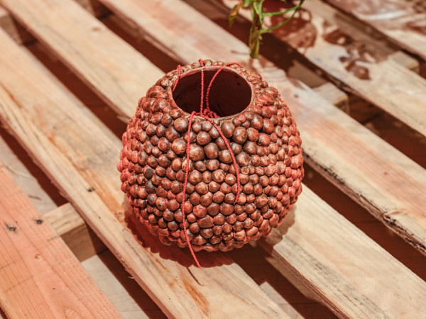 THEY: Jardinière [vessel] #3 by Kenyatta A C Hinkle