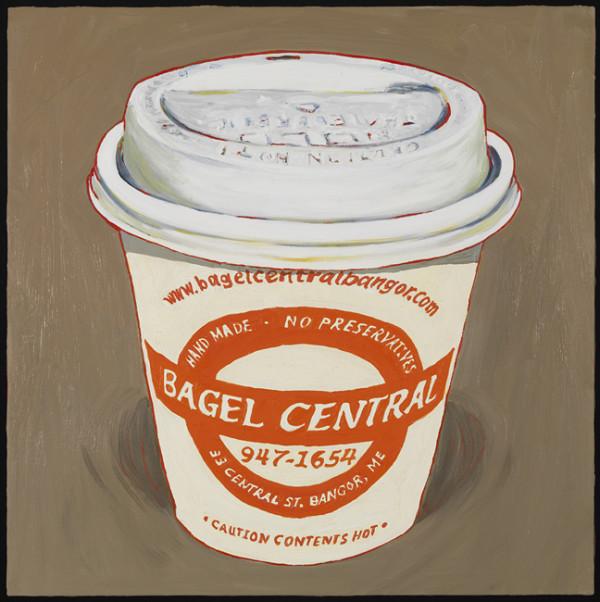 Bagel Central by Susan Jane Belton