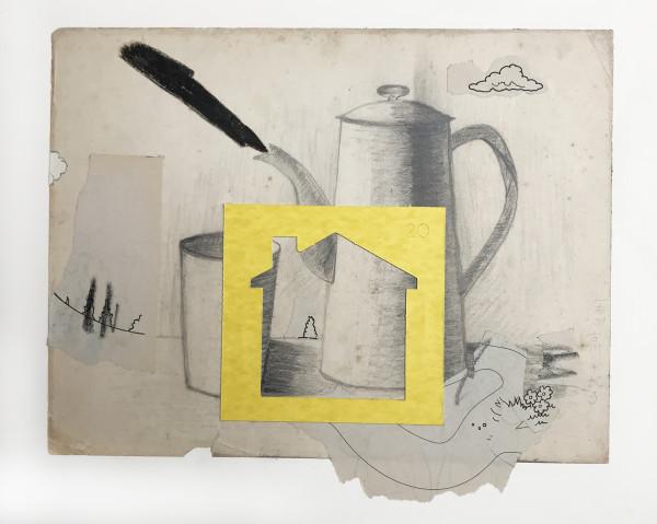 Coffee Pot by John O'Reilly