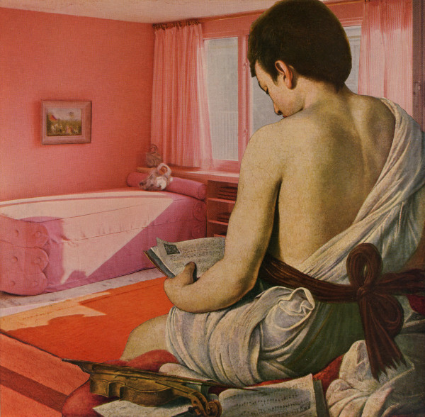 Pink Bedroom 6-2-79 by John O'Reilly