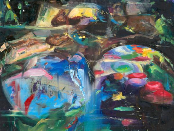 Cosmos II by Simon Boyd