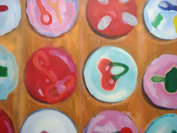 Cupcakes by Simon Boyd