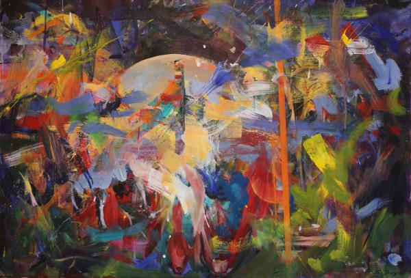 Stratosphere by Simon Boyd