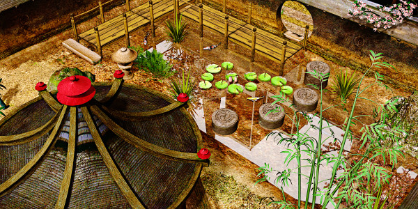 Koi Garden by Peter J Sucy Digital Arts