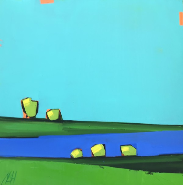 Still Waters by Nancy B. Hartley