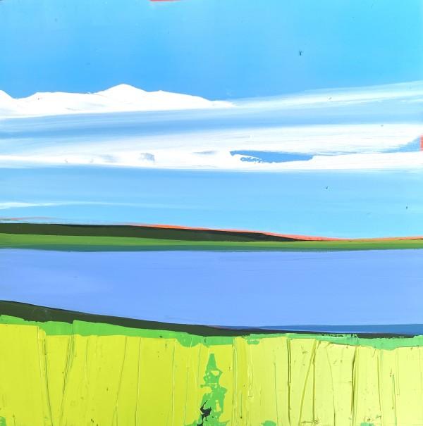 My Blue Heaven by Nancy B. Hartley