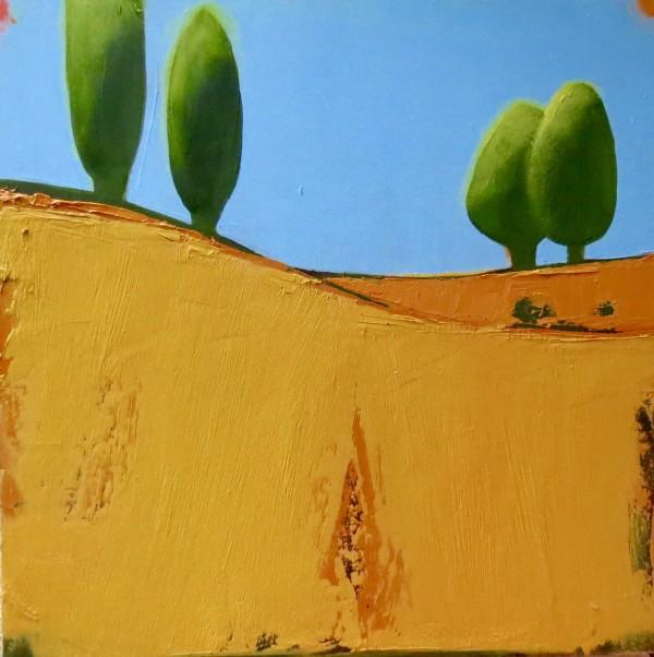 Afternoon Sun by Nancy B. Hartley