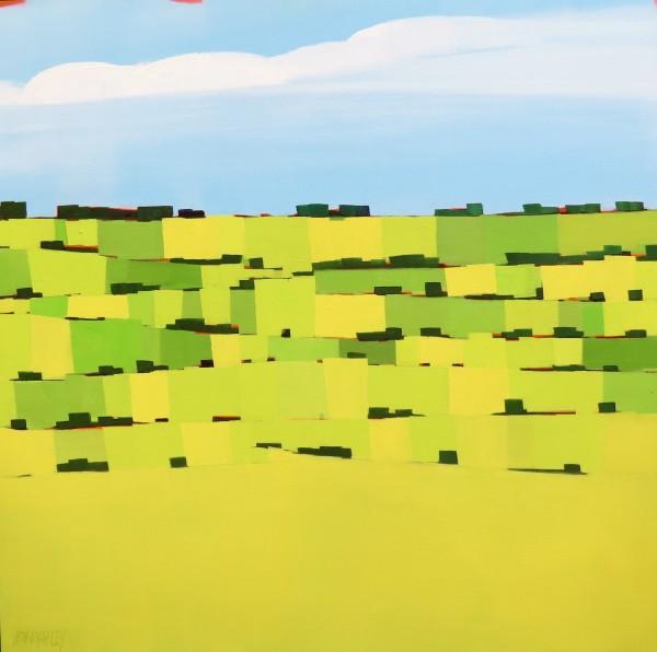 Green Meadow by Nancy B. Hartley