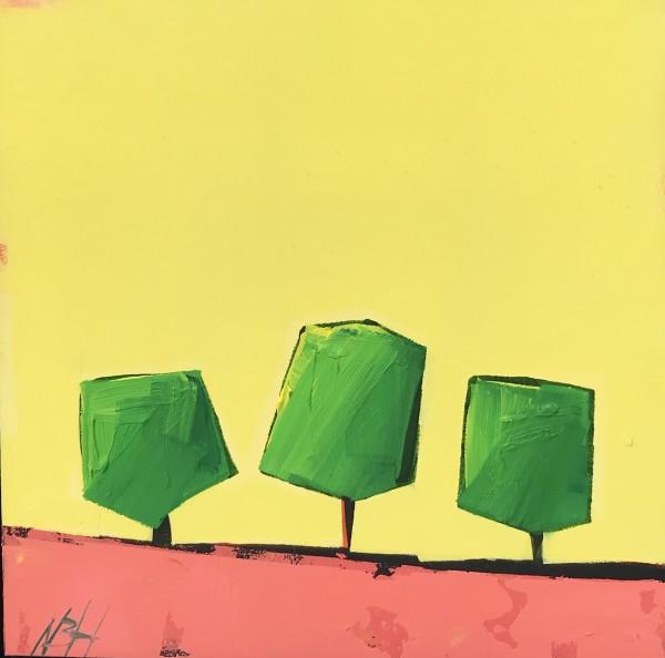 Sunny Day by Nancy B. Hartley
