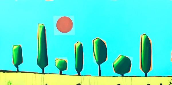 Under The Sun by Nancy B. Hartley