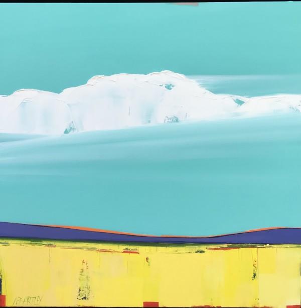 A Long Summer Day by Nancy B. Hartley