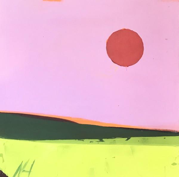 Citrus Green by Nancy B. Hartley