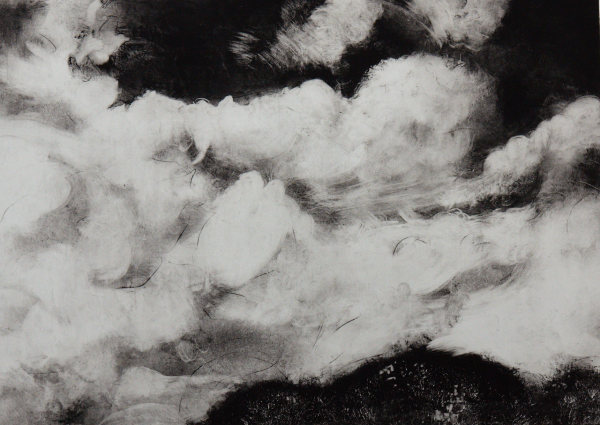 crowd of clouds by beth vendryes williams