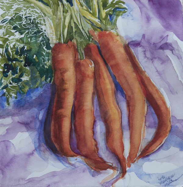 carrot bouquet 974 by beth vendryes williams