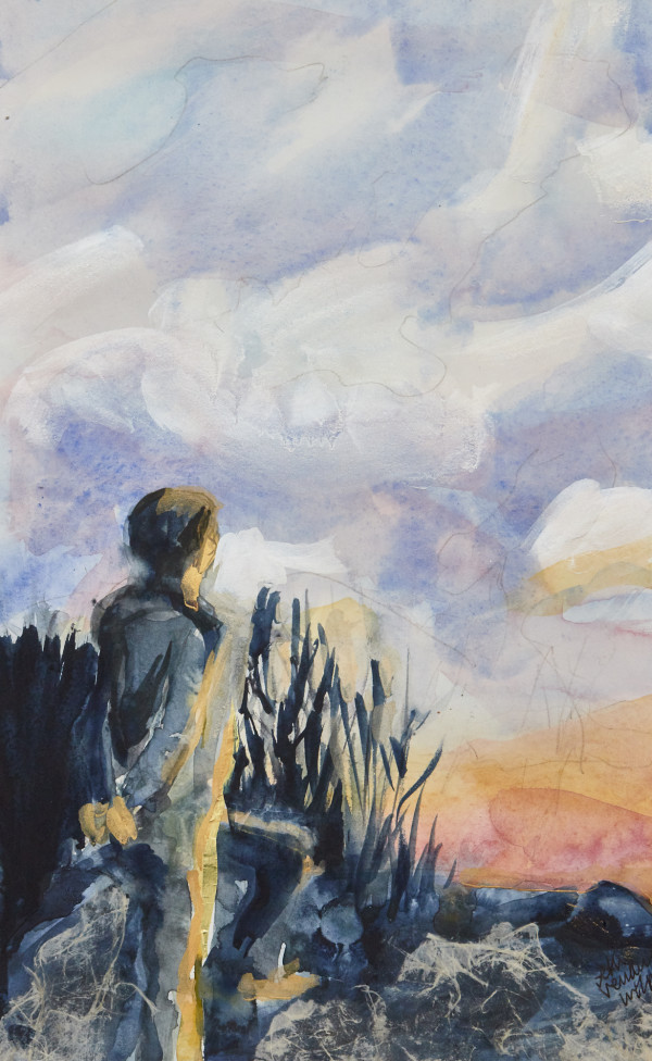 grateful thoughts at evening/ vespers by beth vendryes williams