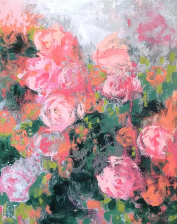 Bed of Roses by Natalie George