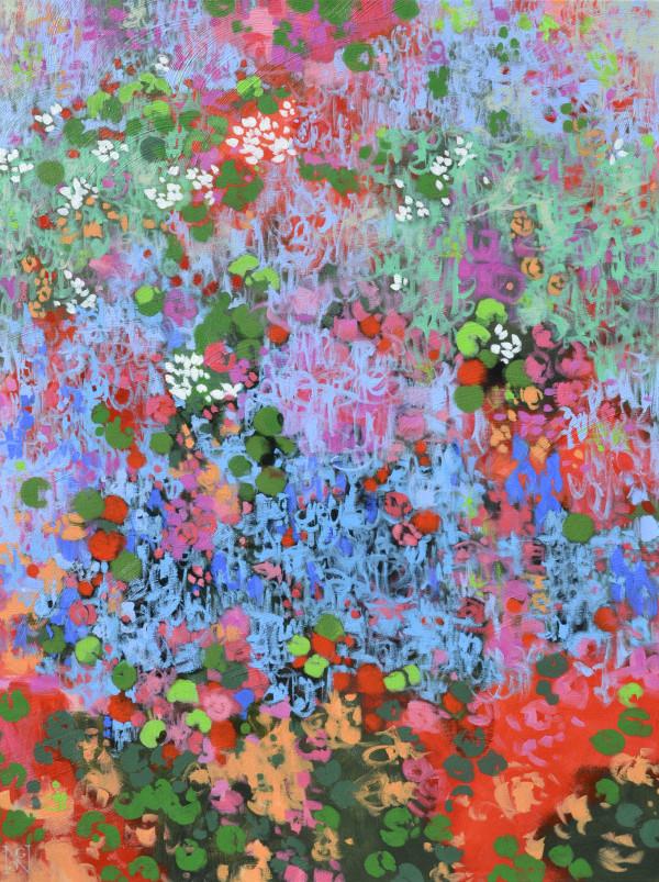 Effervescent Garden by Natalie George