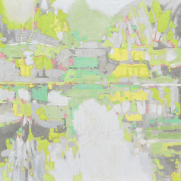 Spring Thaw II by Natalie George