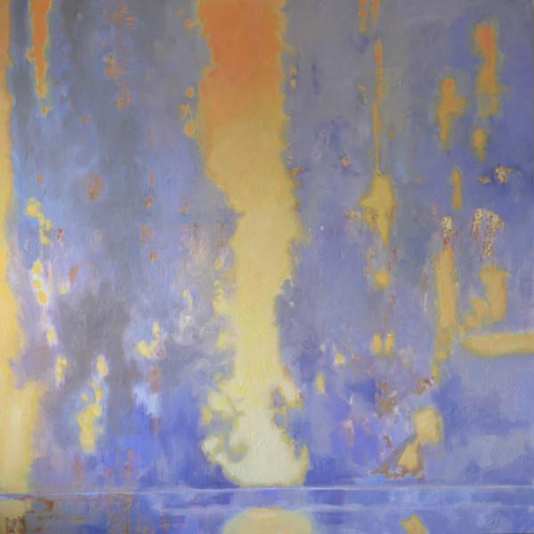 Violet Lake No. 2 by Natalie George