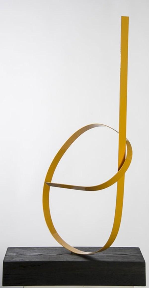 Steel Yellow 1 by Joe Gitterman
