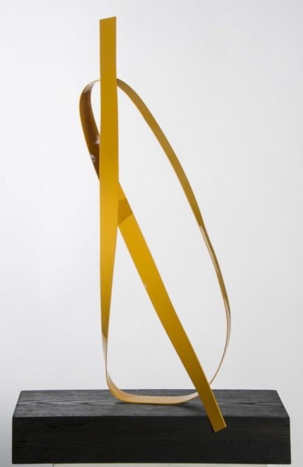 Steel Yellow 2 by Joe Gitterman
