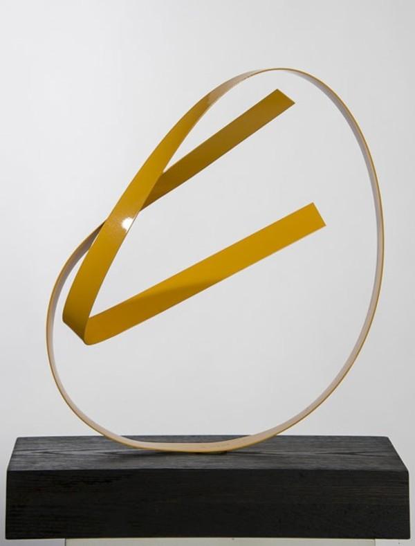 Steel Yellow 3 by Joe Gitterman