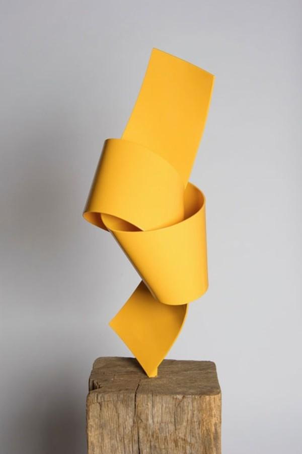 Yellow Bow Tie by Joe Gitterman