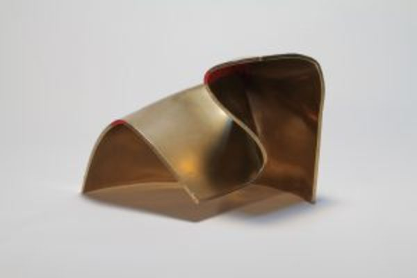 Folded Form 4 Gold by Joe Gitterman