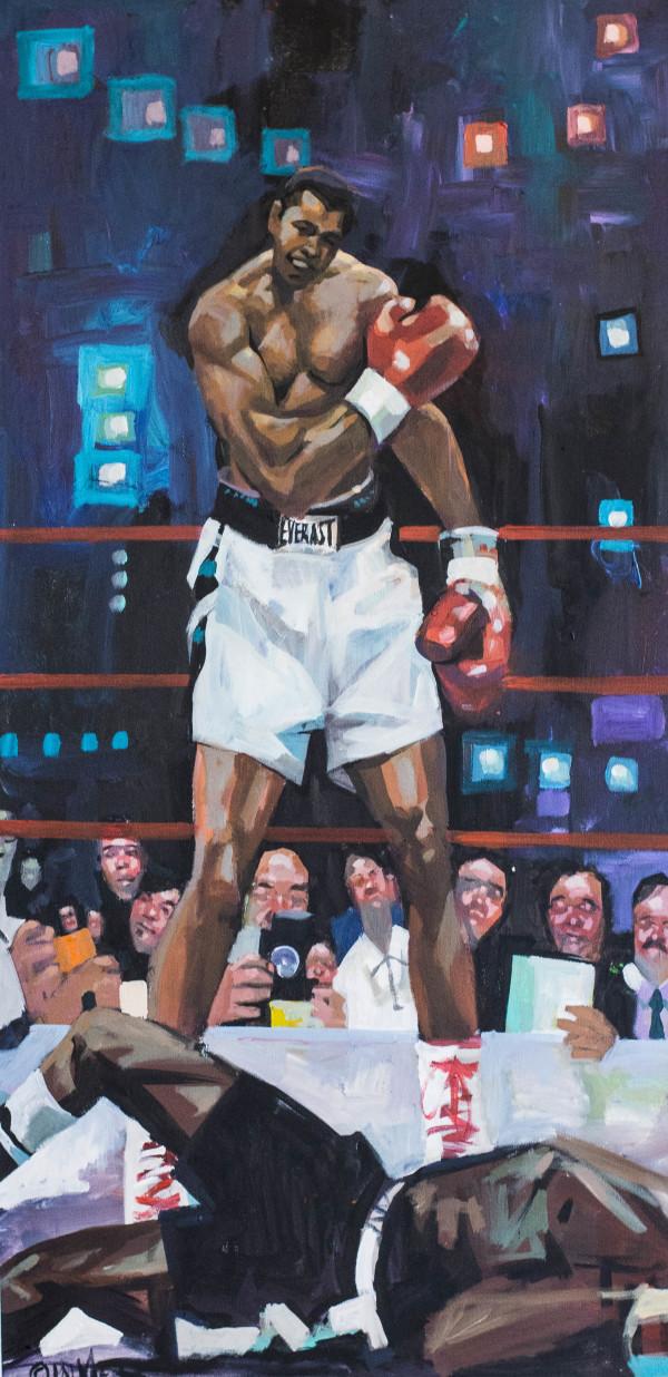 Ali by Charly Palmer
