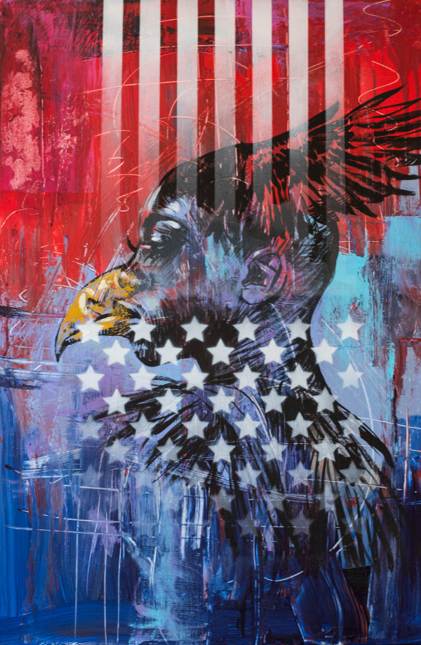 American Ego by Charly Palmer
