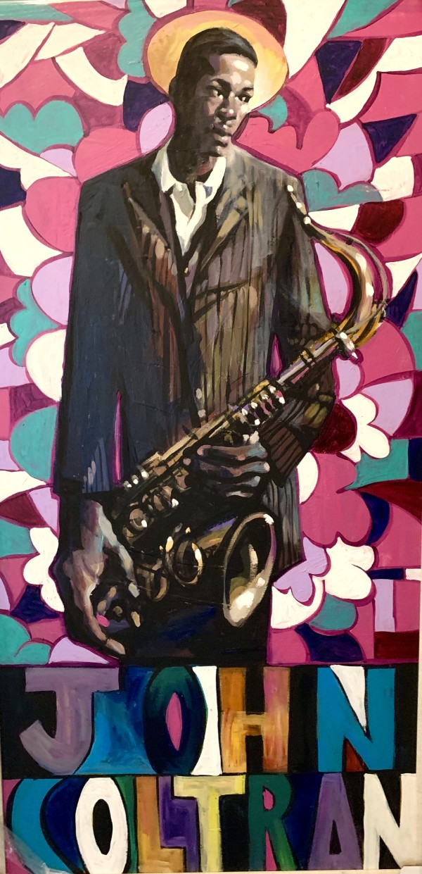 Coltrane by Charly Palmer
