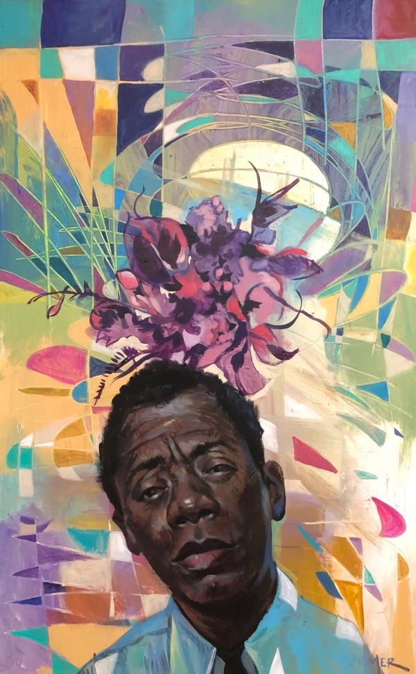 Baldwin Flower by Charly Palmer