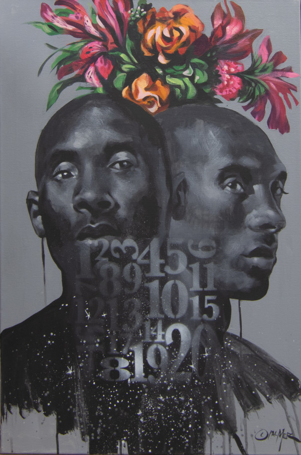 Kobe by Charly Palmer